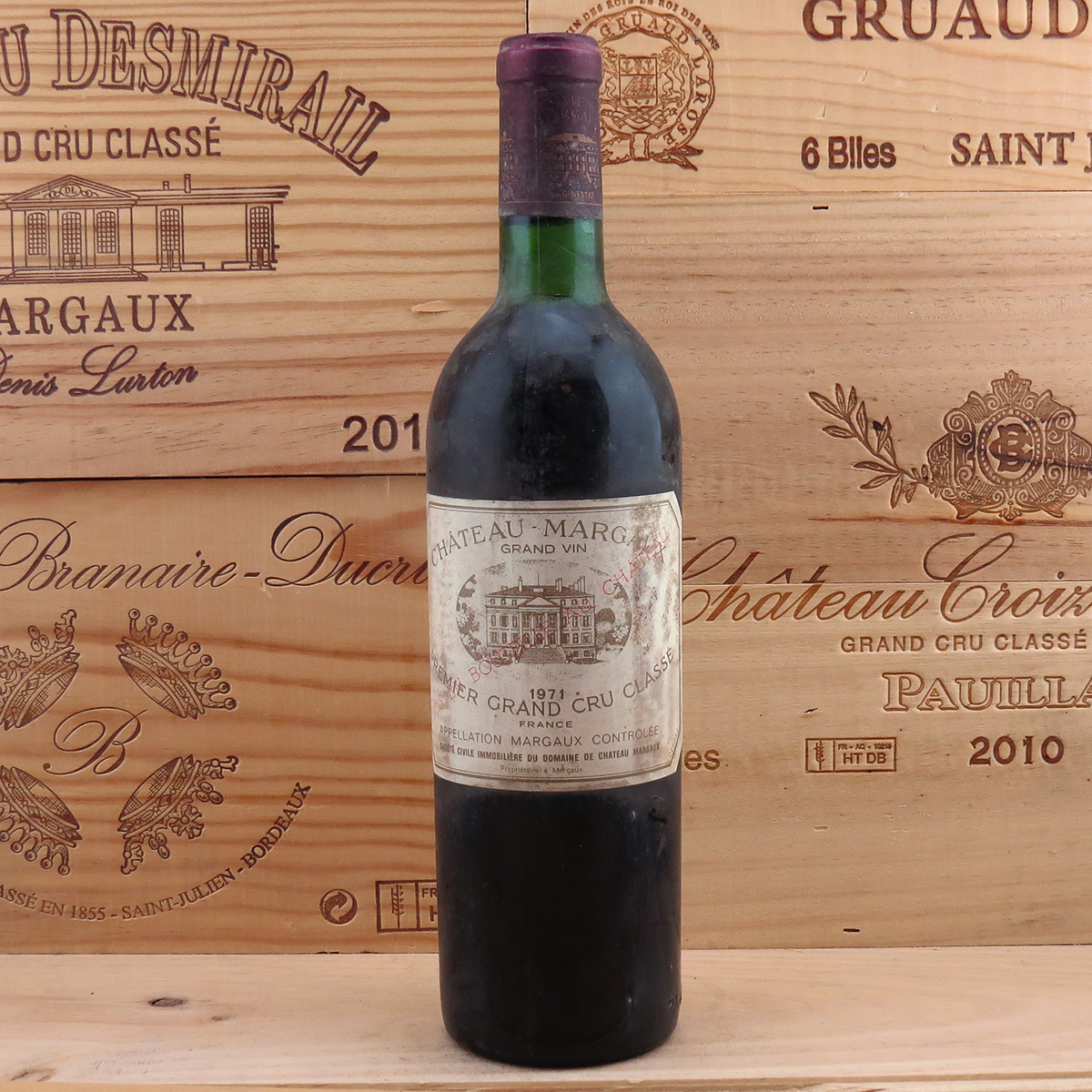 1971 chateau margaux wine 1971 1970 1979 select for Chateau margaux