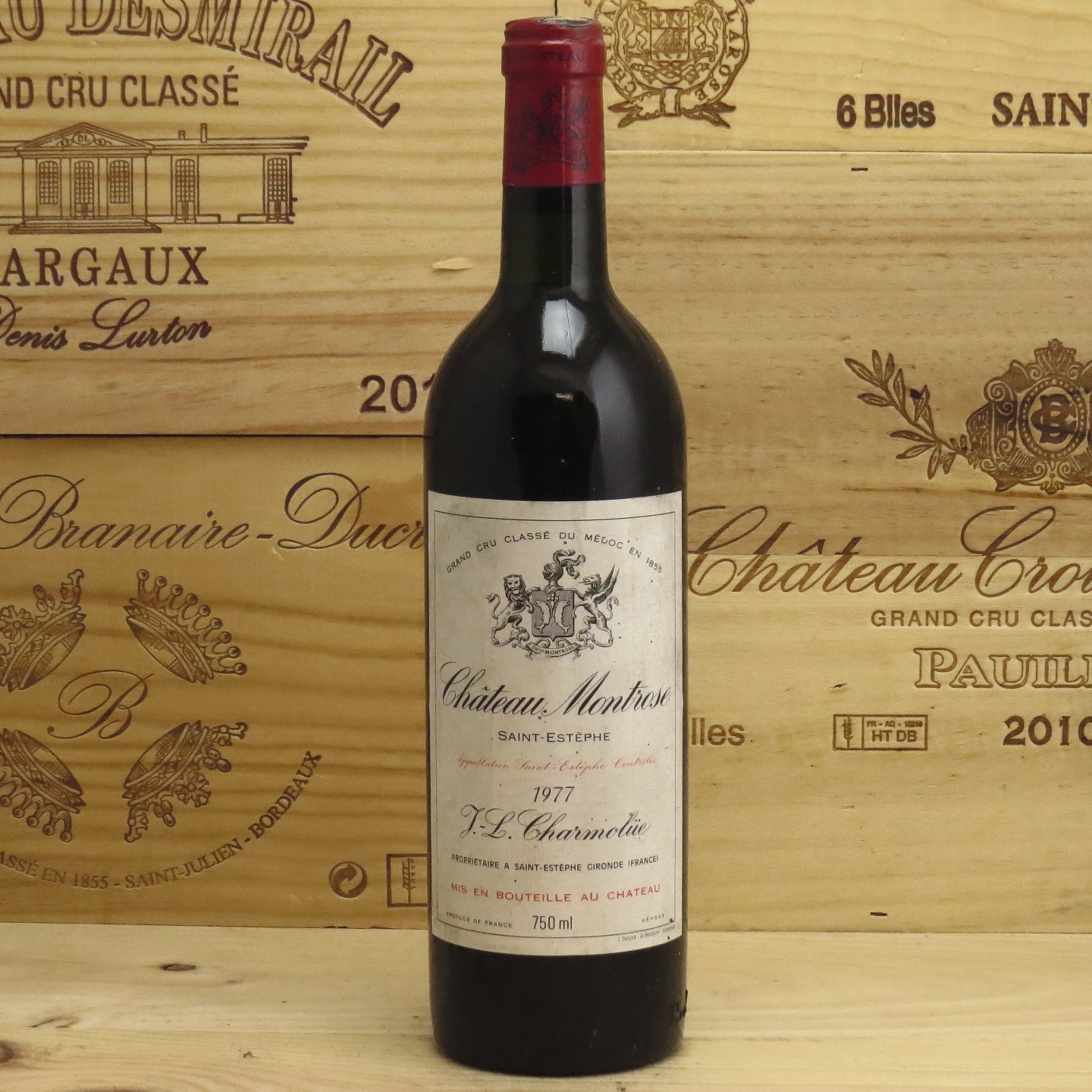 1977 chateau montrose wine 1977 1970 1979 select for Chateau montrose