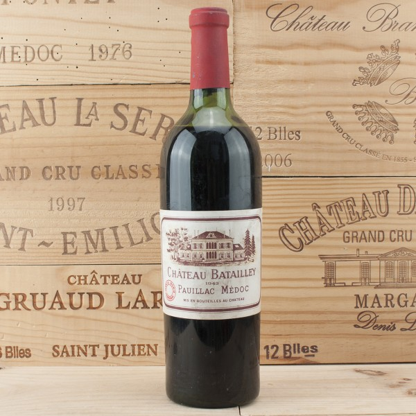 1943 Chateau Batailley